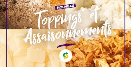 New way to sub, subway, bercy 2, toppings, parmesan, épices, feta, oignon, charenton le pont