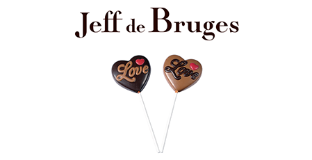 Jeff de Bruges, chocolat, sucette, centre commercial, Terre Ciel, Chelles, Chelles 2, boutiques