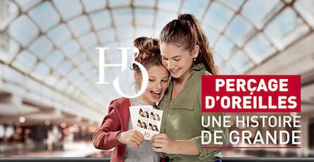 Histoire D'Or Offre perçage Bercy 2 Charenton le Pont