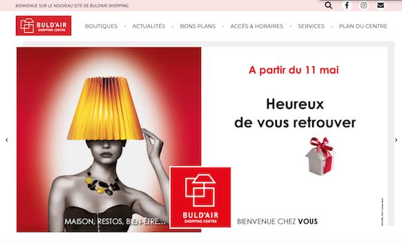 Nouveau site Buld'air à Avignon actualité