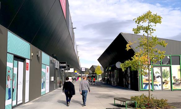Nouveaux horaires Champéa Shopping Reims Thillois