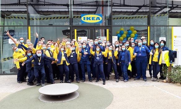 IKEA Buld'air Shopping Vedène Avignon