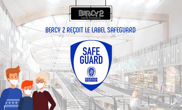 Bercy 2 Safeguard Charenton le pont