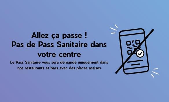 Pass Sanitaire Bercy 2 Charenton le pont