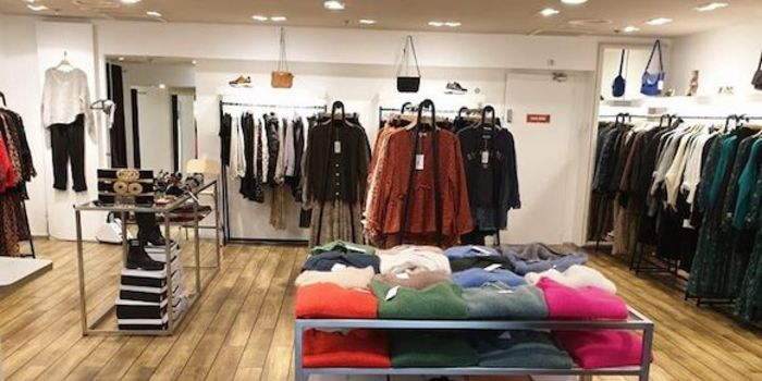Boutique prêt à porter May be, mode, fashion, accessoires, Bercy 2, Charenton le Pont, mode femme, boutique May be