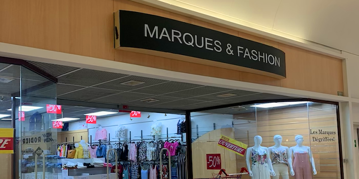 marques & fashion chelles terre ciel shopping mode