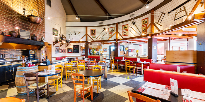 courtepaille metz metzanine restaurant food shopping