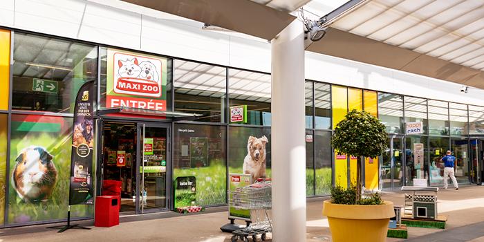 maxi zoo metz metzanine shopping animaux
