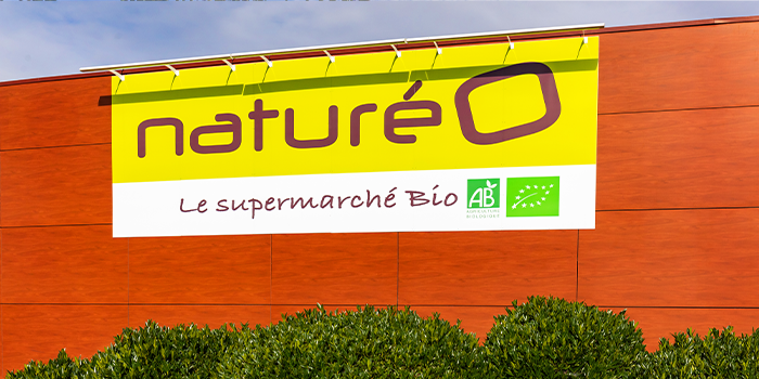 naturéo metz metzanine hypermarché food shopping