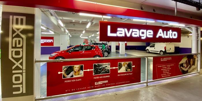 Exepxion Nouvelle Boutique Bercy 2 Charenton Le Pont