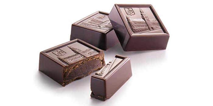 Jeff de bruges chocolat centre commercial Grand Quetigny Dijon