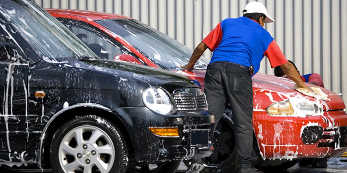 autobella voiture lavage centre commercial Bercy 2