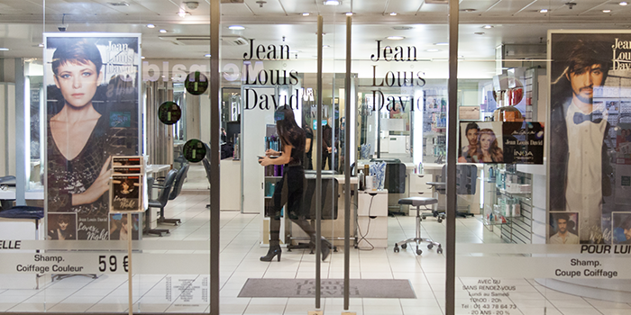 JLD jean louis david coiffeur coiffure centre commercial Bercy 2