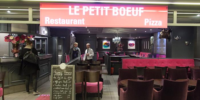 le petit boeuf restaurant centre commercial Bercy 2