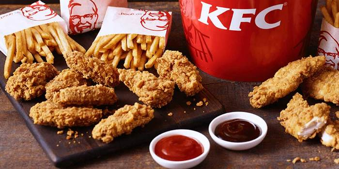 KFC Restaurant Maison Plus Hénin Beaumont