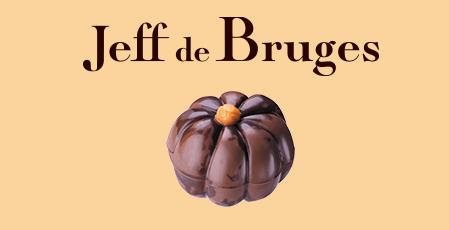 1 sachet de 3 chocolats d'automne offert à partir de 20 € d'achat chez Jeff de Bruges à Bercy 2 à Charenton le Pont