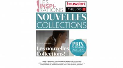 Lancement de la nouvelle collection chez TOUSALON