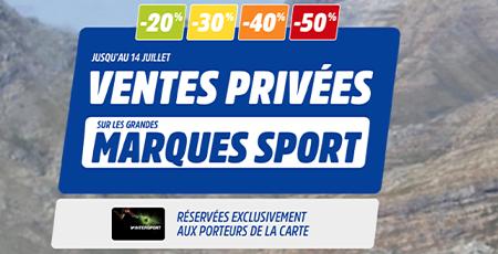 Vente privée Intersport à Thillois