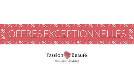 offres exceptionnelles passion beauté buld'air shopping