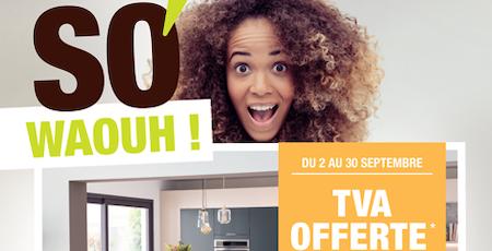 TVA offerte socooc buld'air shopping centre commercial promotion