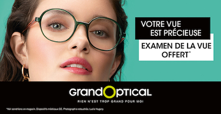 GrandOptical Promotions Bercy 2 Charenton Le Pont