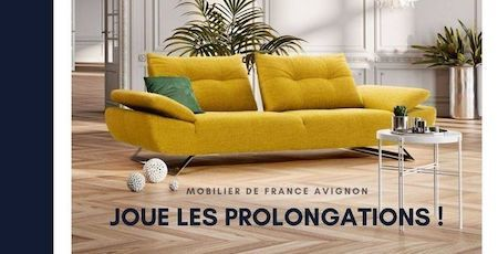 Mobilier de France Soldes Buld'air Shopping Vedène Avignon