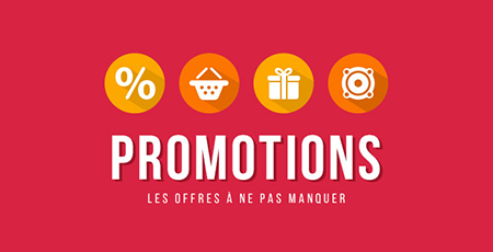 Promotions Son-Vidéos.com Buld'air Shopping Vedène Avignon