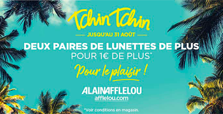 Les Armoiries Shopping Bon Plan Alain Afflelou, bon plan
