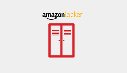 Amazon locker à les Armoiries Shopping